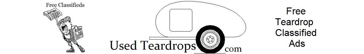 Used Teardrops